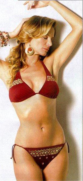 Paula Vázquez bikini