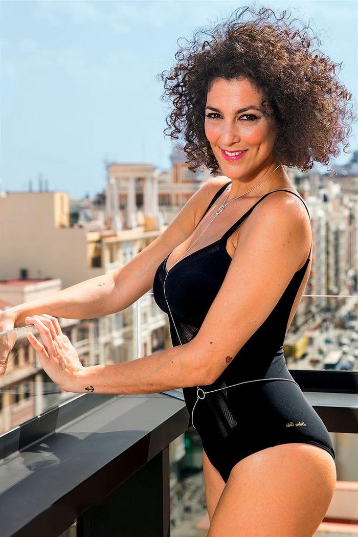 Rocío Madrid chica desnuda Crónicas Marcianas Telecinco