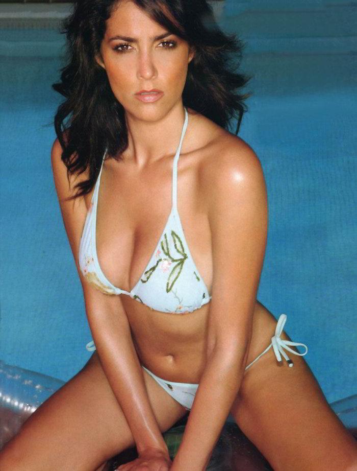Rocio Madrid bikini