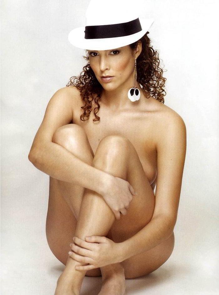 Rocio Madrid desnuda