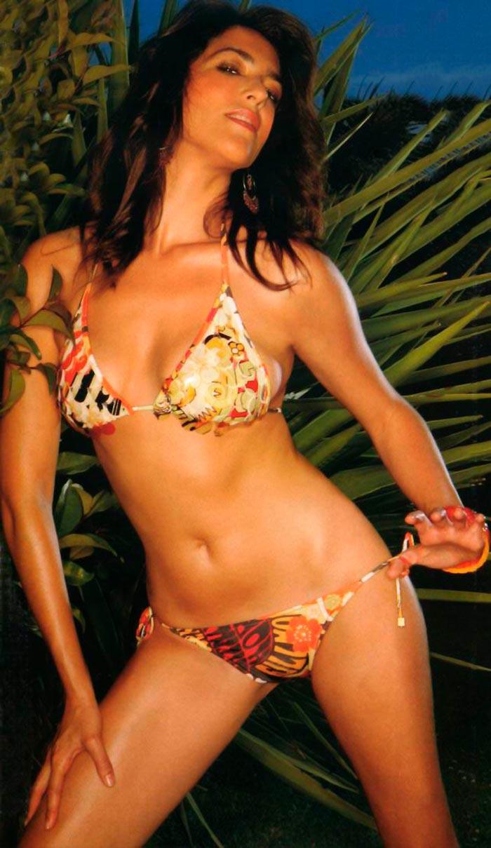 Rocio Madrid Posado Interviu Bikini