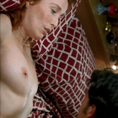 Verónica Forqué desnuda