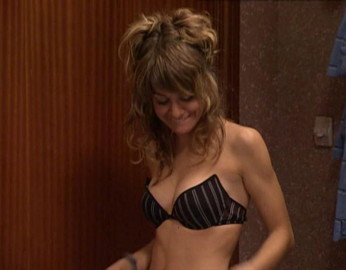 Alexandra Jiménez desnuda