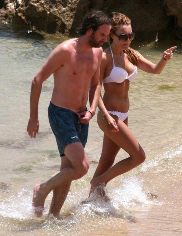Berta Collado playa