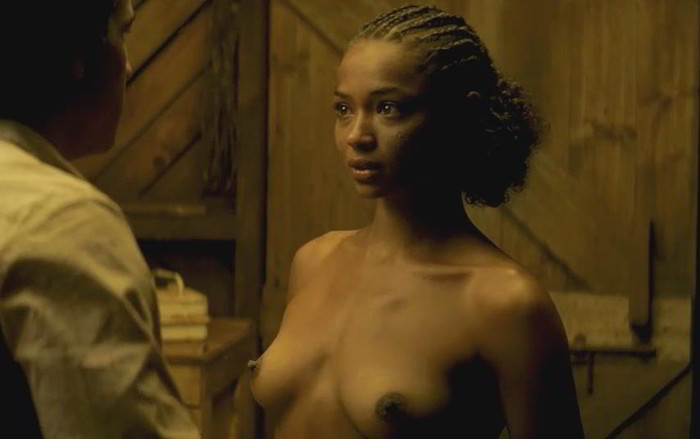 Berta Vázquez Topless