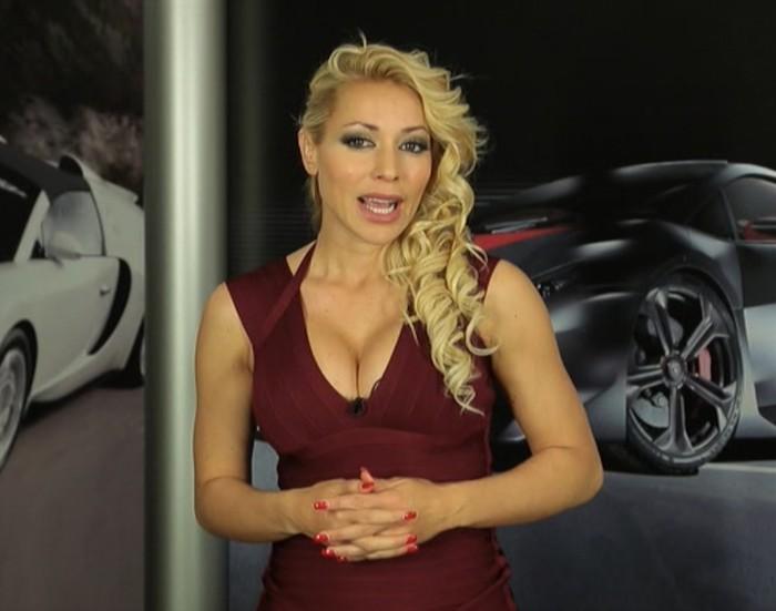Carolina Alcázar Presentadora