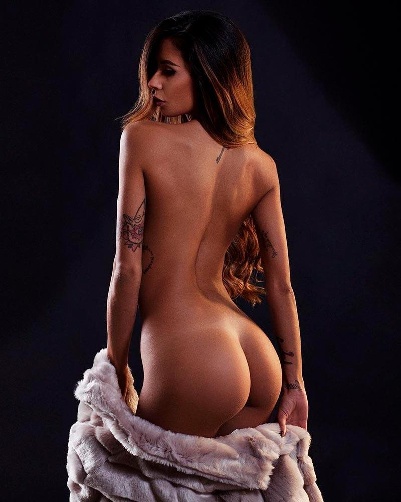 Lara Ruíz Desnuda Modelo Fotos Eróticas