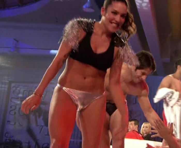 Lorena Castell Bikini