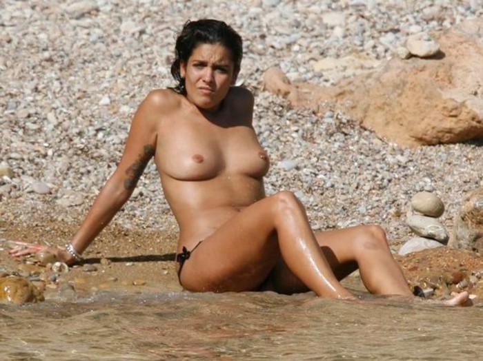 Lorena Castell Tetas