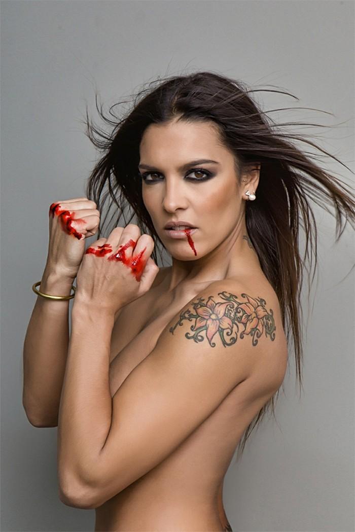 Lorena Castell cantante