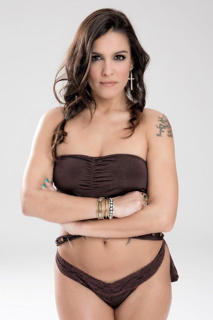 Lorena Castell desnuda