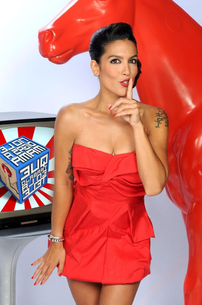 Lorena Castell presentadora Eurovisión