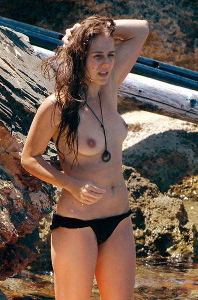 Miryam Gallego Topless
