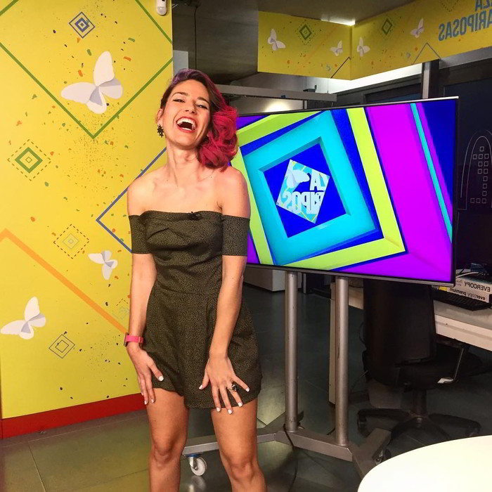 Núria Marín periodista Telecinco