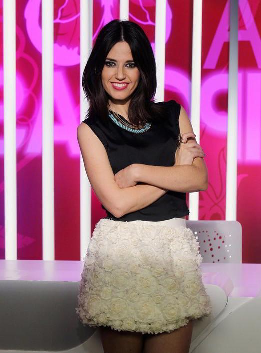 Núria Marín presentadora cazamariposas