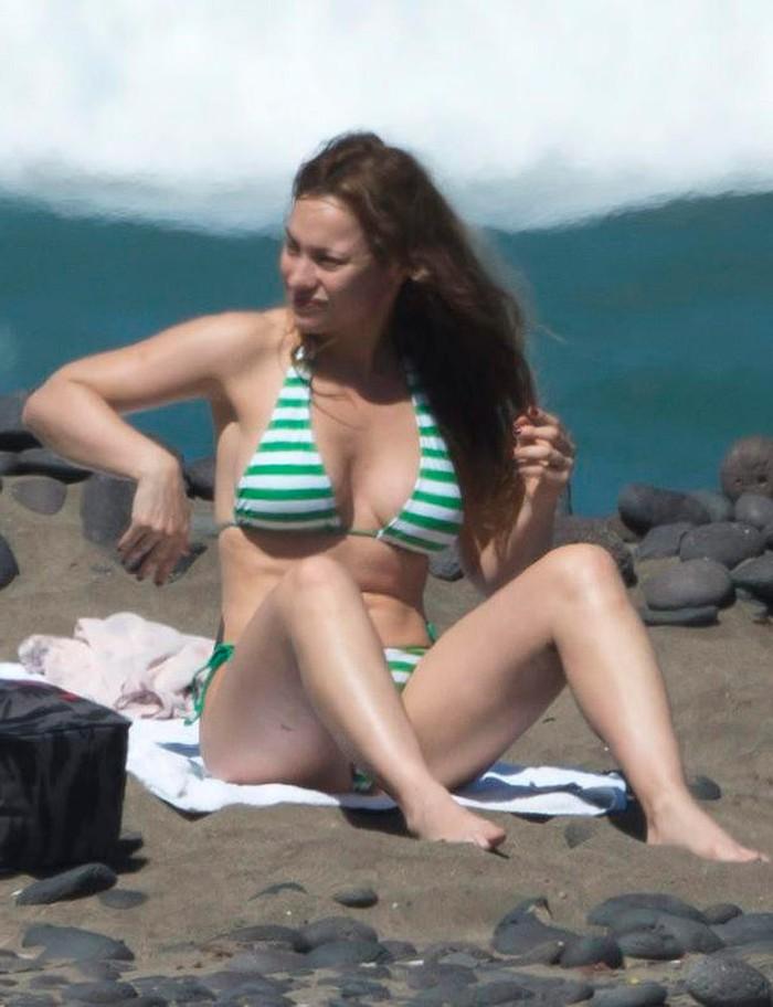 Natalia Verbeke en bikini