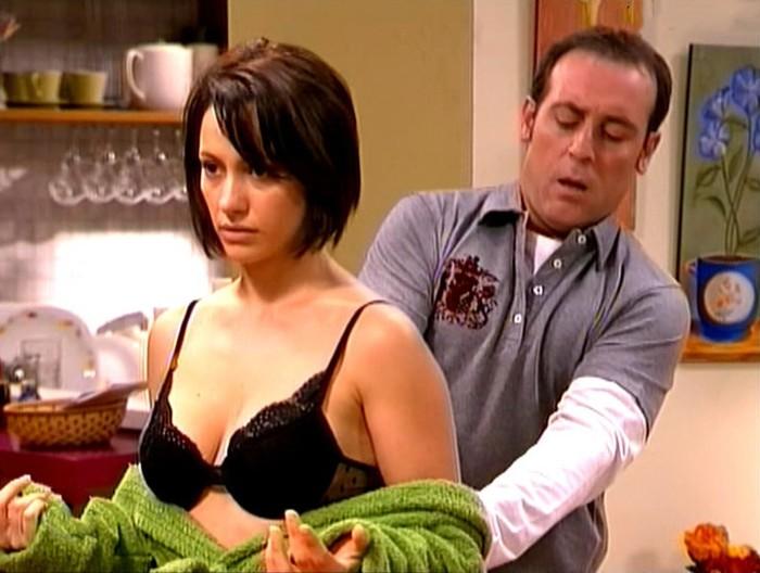 Natalia Verbeke en sujetador con Fiti