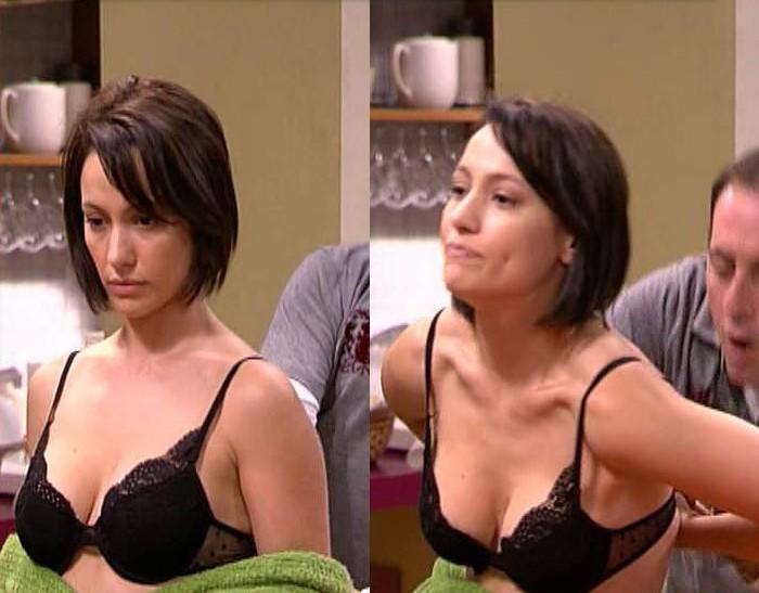 Natalia Verbeke en sujetador