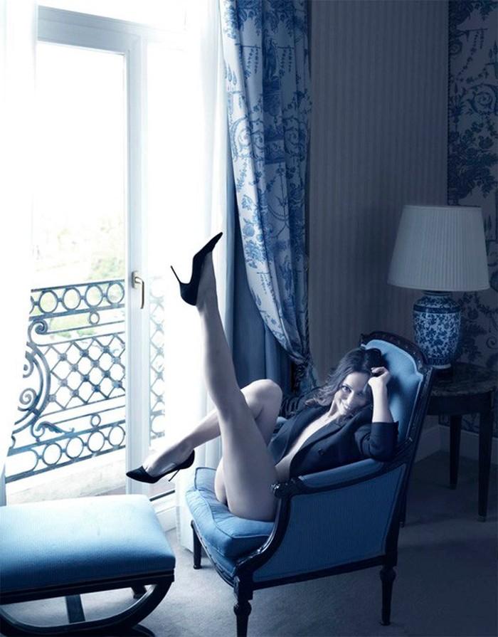 Natalia Verbeke y sus muslos