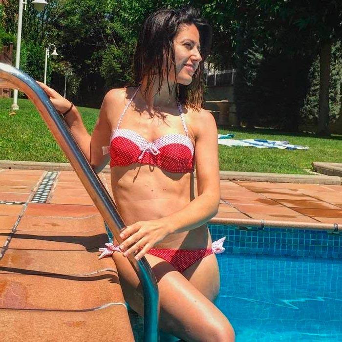 Núria Marín Fotos Bikini Sexy Enseña Cuerpo 2