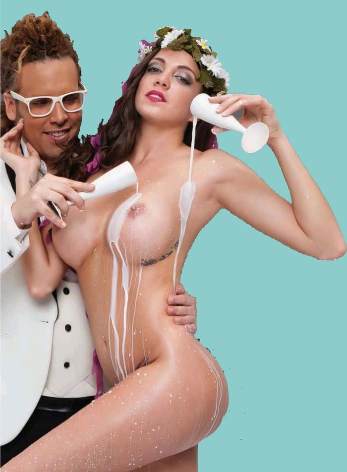 Samira Salomé foto erótica
