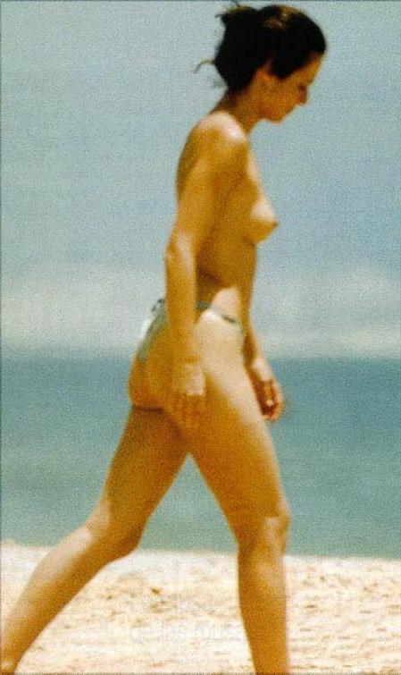 Aitana Sánchez-Gijón Topless