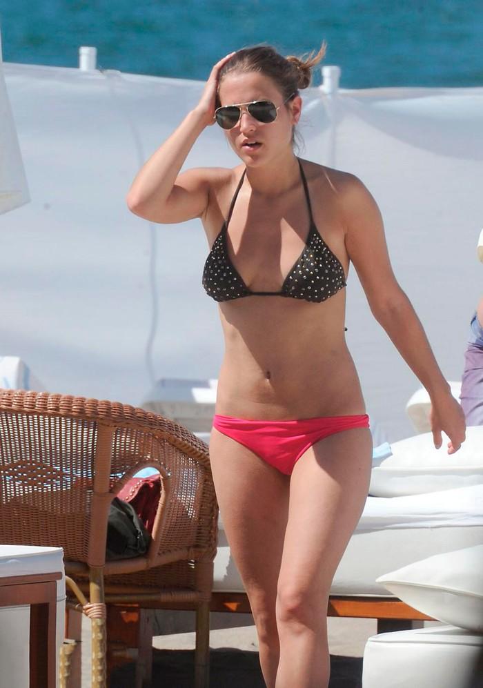 Ana Fernández García cuerpazo bikini