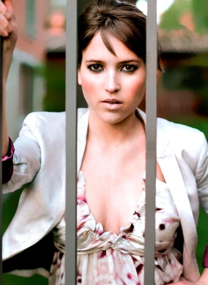 Ana Fernández actriz Los Protegidos Antena 3