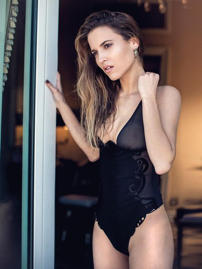 Ana Fernández ropa interior