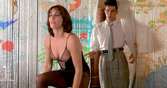 Carmen Maura transparencia pezones película española