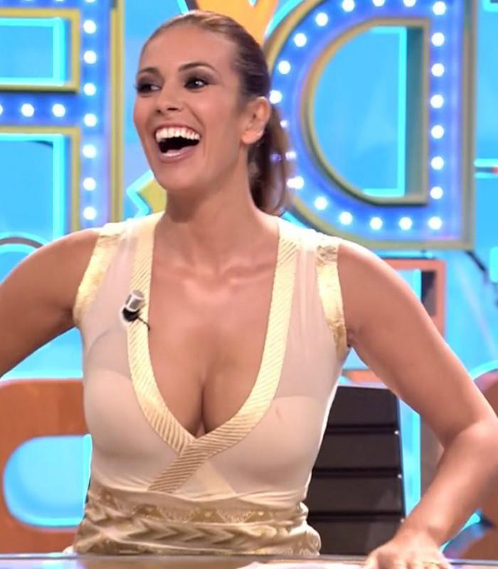 Cristina Plaza desnuda