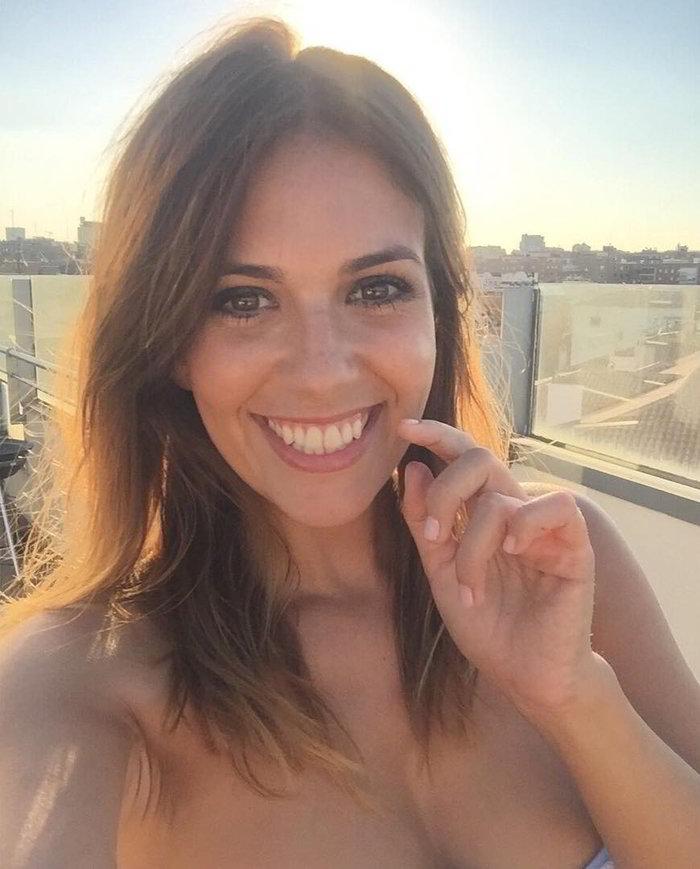 Cristina Plaza presentadora