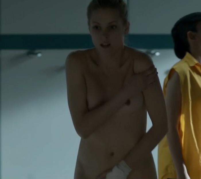 Maggie Civantos desnuda Vis a Vis