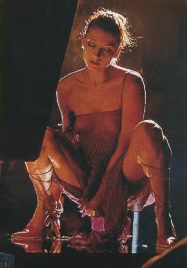 Najwa Nimri escenas sexo