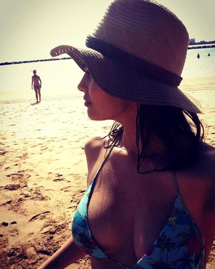 Sara Sálamo playa