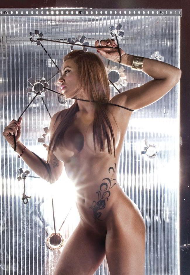 Tatiana Delgado Topless