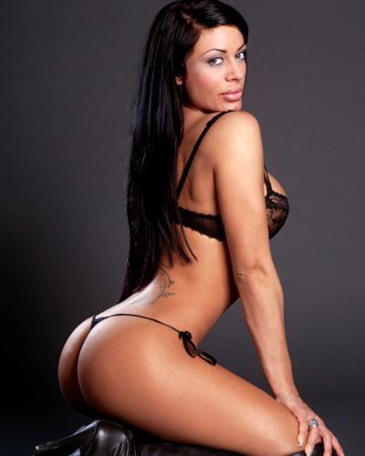 Tatiana Delgado culo destrozado