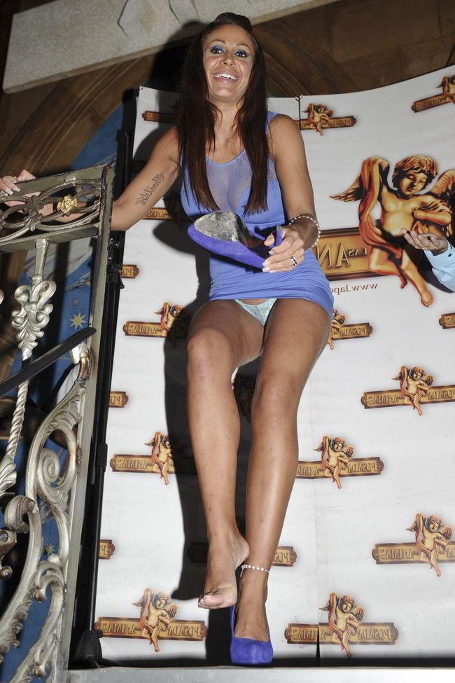 Tatiana Delgado fiesta Supervivientes