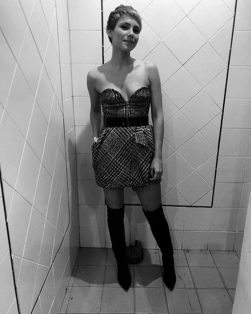 Aura Garrido Actriz Madrileña Fotos Sexys 2