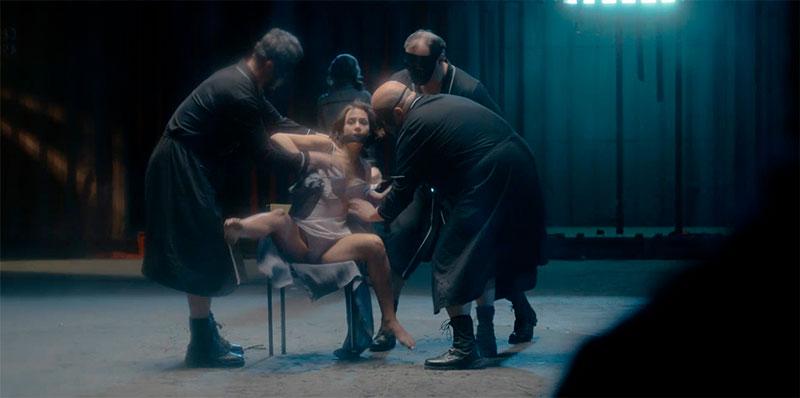 Aura Garrido Escena Violación Película Inocente 3