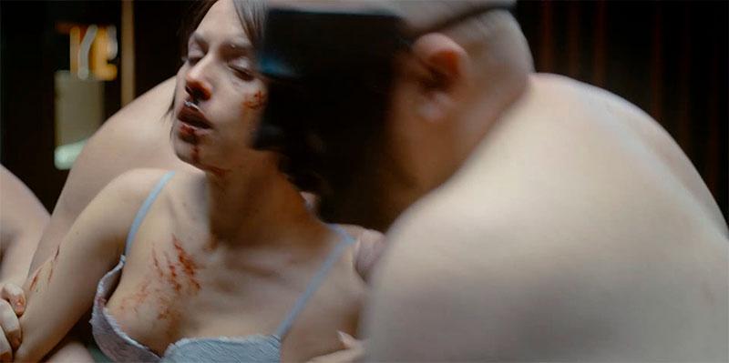 Aura Garrido Escena Violación Película Inocente 4