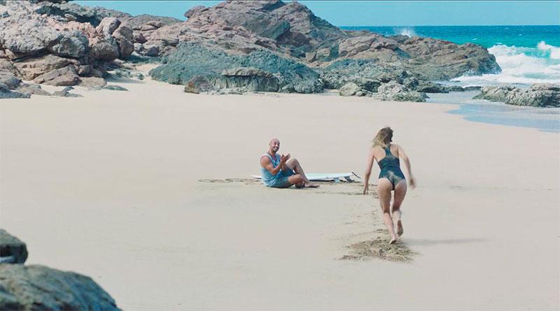 Aura Garrido Sexys Bañador Playa 2
