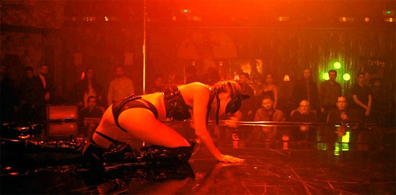 Aura Garrido Show Erótico Película Inocente 2