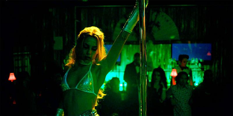 Aura Garrido Show Erótico Película Inocente 8