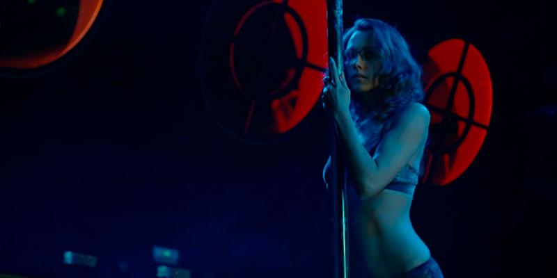 Aura Garrido Show Erótico Película Inocente 9