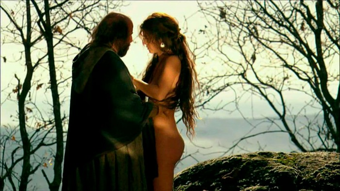 Juana Acosta cuerpo desnudo serie