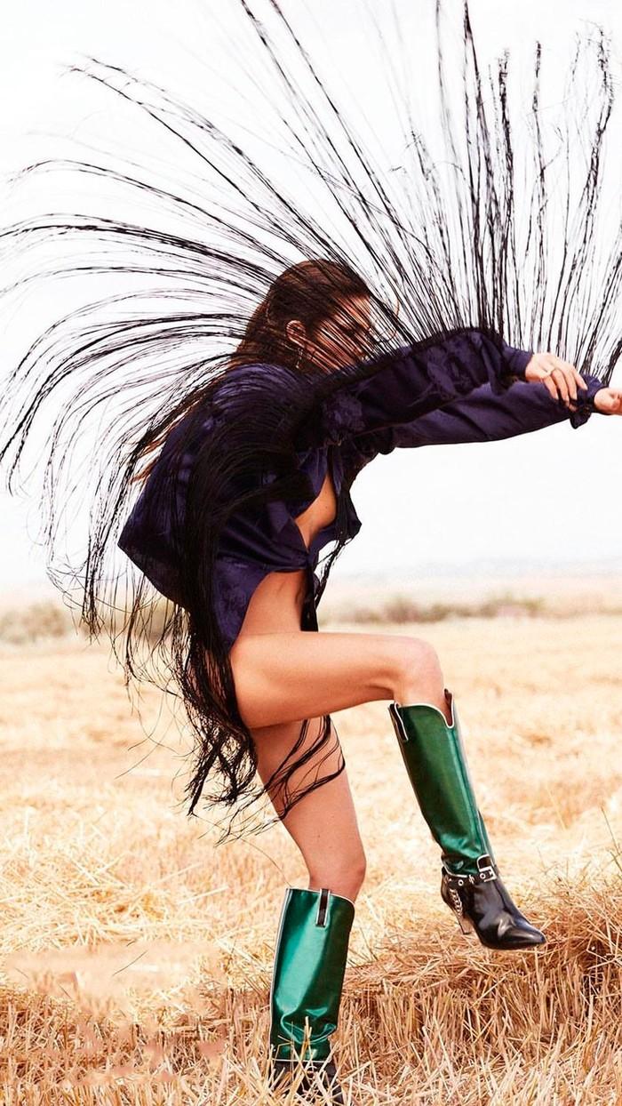 Juana Acosta sesión fotográfica revista