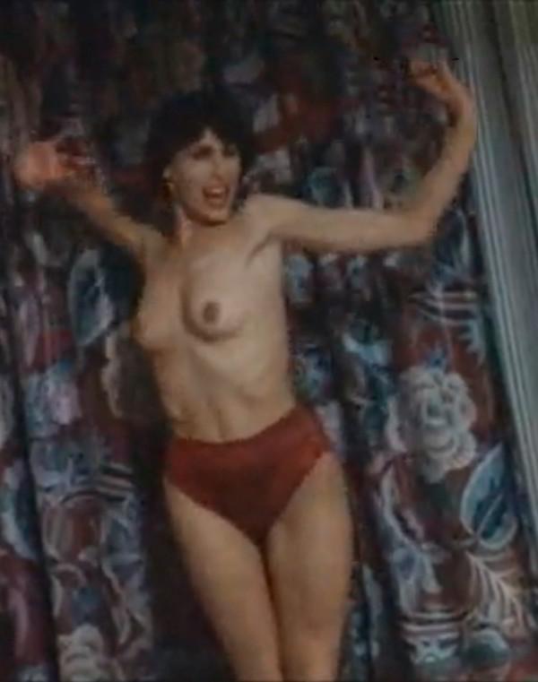 María Barranco desnuda