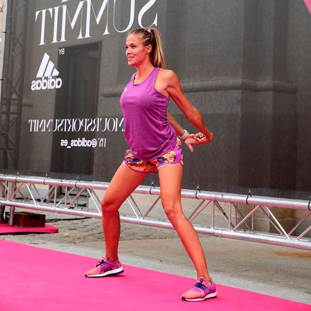 Patricia Montero gimnasta