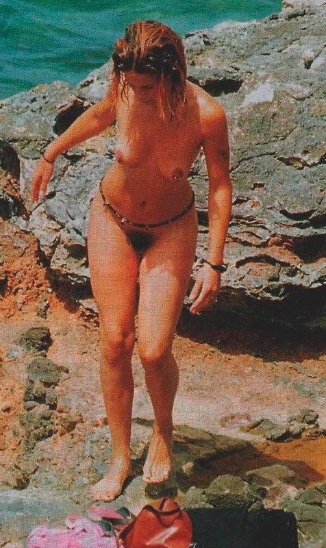 Silke Topless